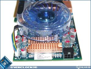 HIS HD 4850 IceQ 4 TurboX Rear