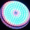 Visible light used for networking