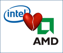 Latest AMD/Intel Spat