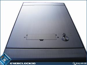 X500 - Top Panel
