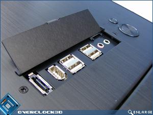 X500 - Top Panel (Close up)