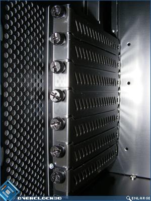 X500 PCI Slots
