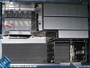 X500 Top Compartment