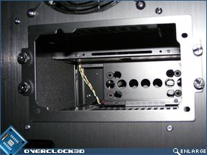 X500 PSU Bracket