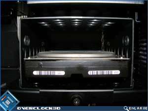 X500 HD & Cage fitted to Chassis