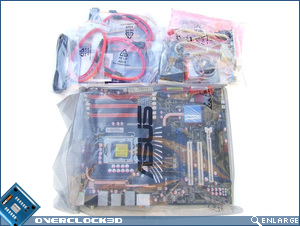 ASUS P6T Deluxe Contents