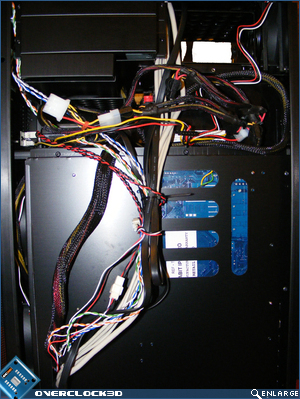 X500 Cables Right Side