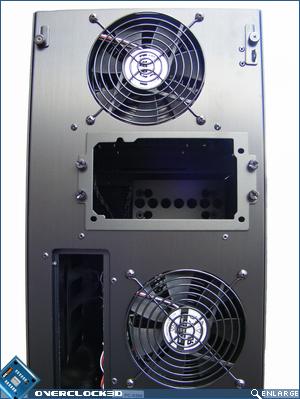 X500 Rear Fans