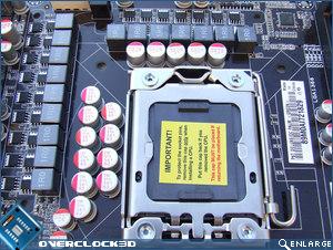 ASUS P6T Deluxe LGA1366 Socket