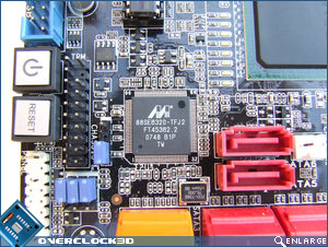 ASUS P6T Deluxe Marvell Chip