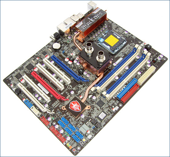 Rumour Mill: Foxconn Mobo's no more?