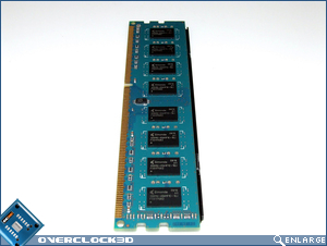 Aeneon Xtune DDR3-1866 Memory IC's