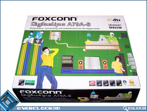Foxconn A79A-S packaging front