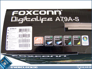 Foxconn A79A-S support