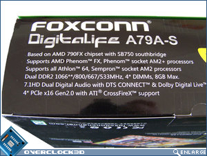 Foxconn A79A-S specifications