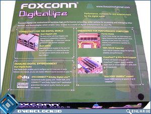 Foxconn cover insert