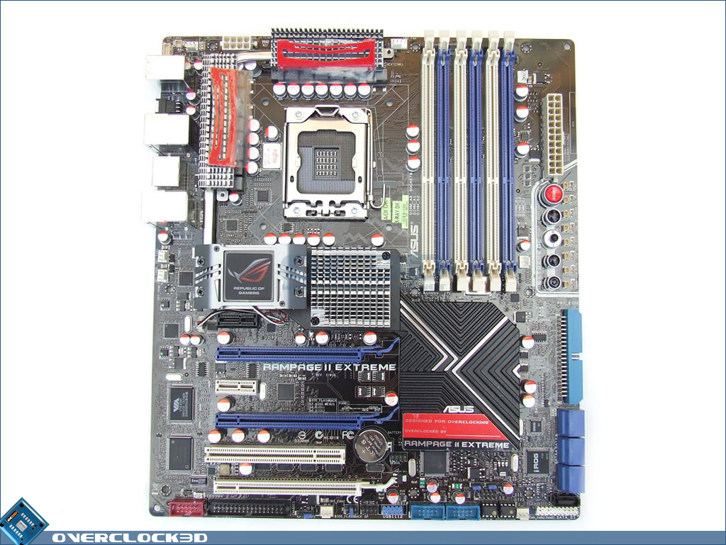 ASUS RAMPAGE II EXTREME BIOS 0602 DRIVER
