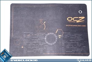 Ocz Behemoth Mouse Pad