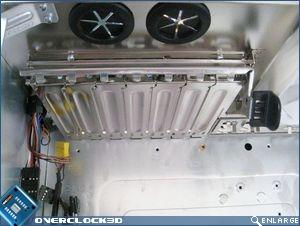 PCI locking mechanism