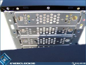 """Metal plates behind 5.25"""" drivebay covers"""