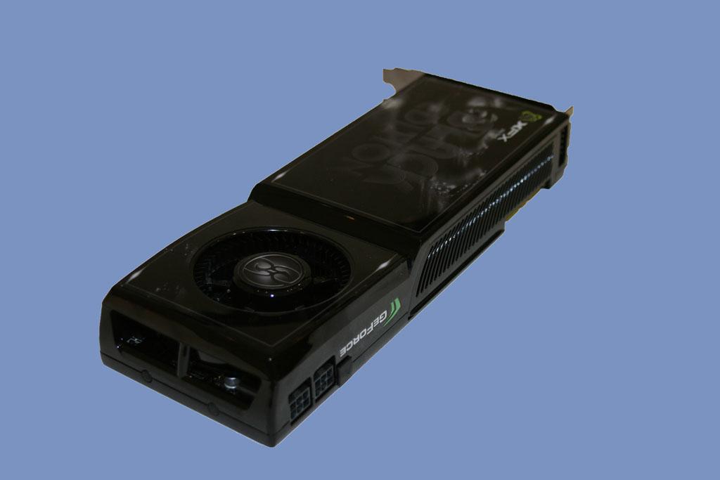 XFX GTX260 Black Edition