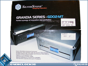 Grandia GD02-M2 Box Top