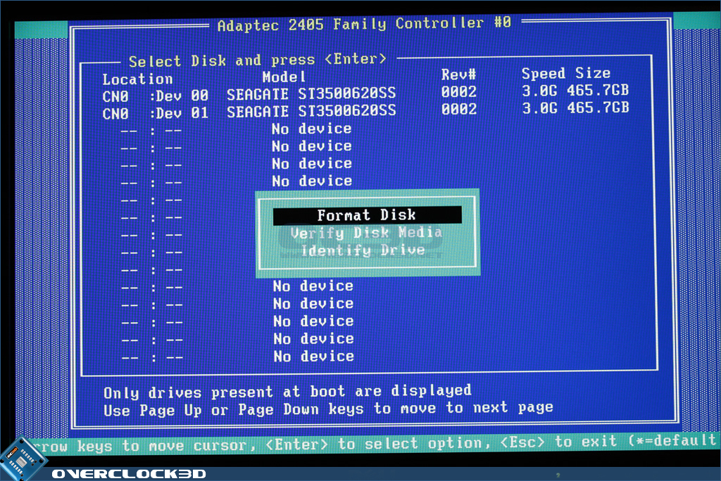 ADAPTEC 2405 Windows 8 X64