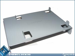 GD02-MT Slimline DVD/CD tray