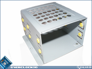 GD02-MT Hard Drive Cage