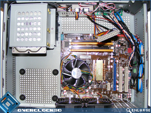 GD02-MT Motherboard Fitted