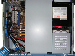 GD02-MT PSU,Motherboard, Optical & Hard Drives Fitted