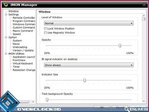 GD02-MT LCD Screen Setup Screenshot