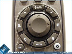 GD02-MT Mouse emulation joypad close-up