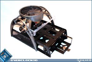 Sliding tray 1