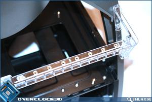 PCI holder