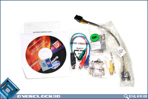Sapphire HD4830 Contents