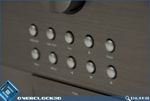 DH104 Controls