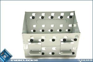 DH104 HDD tray