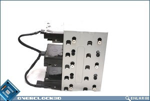 DH104 HDD rack