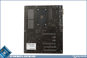 Mainboard back