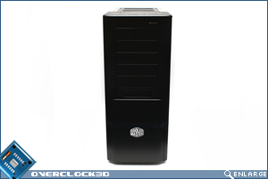 Cooler Master ATCS 840 Front