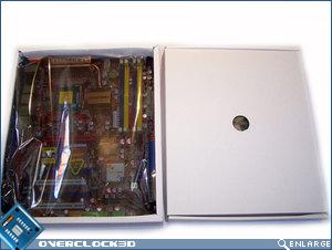 Foxconn ELA insert boxes