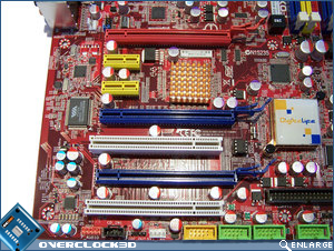PCIe, PCI slots and IDT PCIe switch