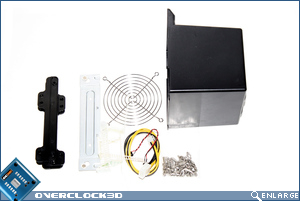 Cooler Master ATCS 840 Accessories