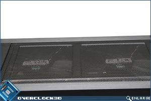 Cooler Master ATCS 840 Top Grill