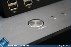 Cooler Master ATCS 840 Button