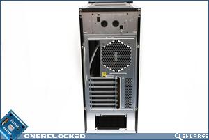 Cooler Master ATCS 840 Rear