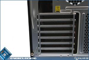 Cooler Master ATCS 840 PCI Area