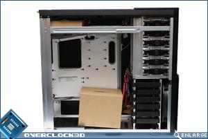 Cooler Master ATCS 840 Inside