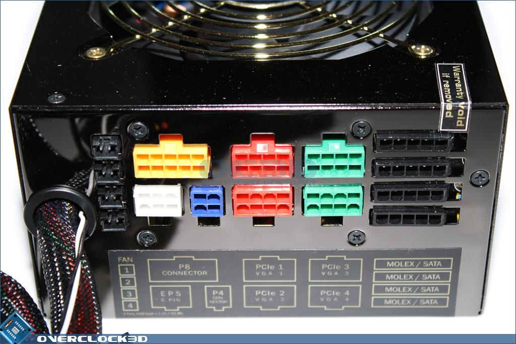Be Quiet Dark Power Pro 850w Atx Psu Cables